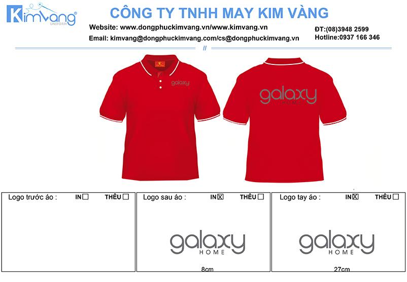 may ao thun dong phuc galaxy