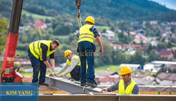 Quần Áo Bảo Hộ Lao Động Tại TPHCM